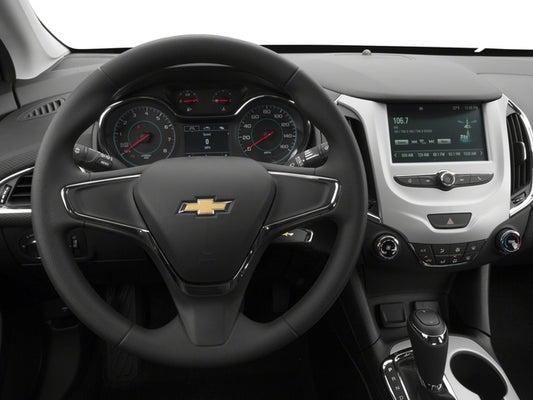 2018 Chevrolet Cruze Ls In Nazareth Pa Brown Daub Of