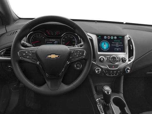 2018 Chevrolet Cruze Lt In Nazareth Pa Lehigh Valley Chevrolet