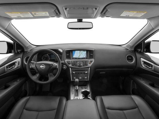 2018 Nissan Pathfinder Sv In Nazareth Pa Lehigh Valley Nissan