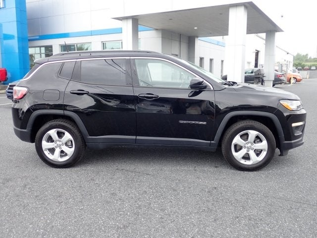 2017 Jeep Compass Latitude In Nazareth Pa Lehigh Valley Jeep