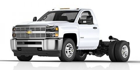 2020 Chevrolet Silverado 3500 Hd Chassis Cab Work Truck In