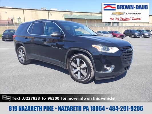 Used Chevrolet Traverse Nazareth Pa
