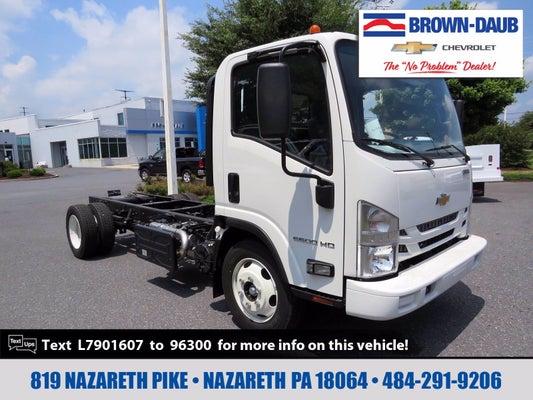 2020 Chevrolet Low Cab Forward 5500 Hd Work Truck In Nazareth Pa